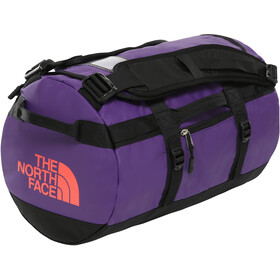 The North Face Base Camp Duffelilaukku XS, hero purple/tnf black